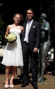 Hochzeit mit dem Lieblingsmenschen